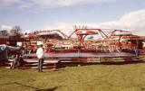 Whitchurch Fair, 1981.