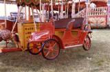 Bromyard Gala Steam Fair, 1981.