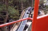 Alton Towers Amusement Park, 1981.