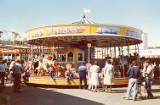 Southport Pleasureland Amusement Park, 1981.
