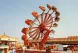 Rhyl Amusement Park, 1981.