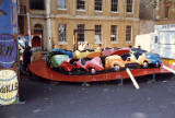 Oxford St Giles Fair, 1981.