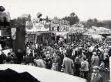 Nottingham Goose Fair, 1961.