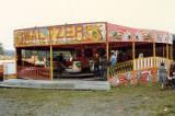 Nottingham Goose Fair, 1981.