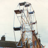 Tewkesbury Fair, 1981.