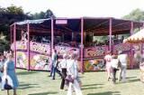 Leicester Abbey Park Fair, 1982.