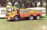Corby Fair, 1982.