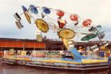 Skegness Pleasure Beach, 1982.