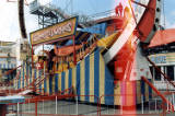Great Yarmouth Pleasure Beach, 1982.