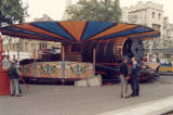 Oxford St Giles Fair, 1982.