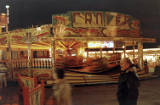 Porthcawl Amusement Park, 1982.