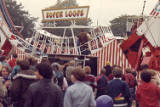 Nottingham Goose Fair, 1982.