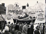 Loughborough Charter Fair, 1961.