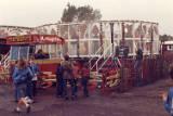 Hull Fair, 1982.