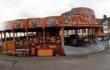 Barry Island Amusement Park, 1983.
