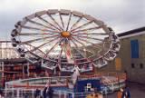 Blackpool Pleasure Beach, 1983.