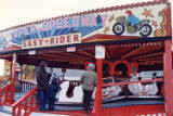 Morecambe Pleasure Beach, 1983.