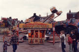 Morecambe Pleasure Beach, 1983.