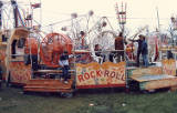 Knutsford Fair, 1983.