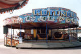 Folkestone Amusement Park, 1983.