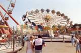 Margate Amusement Park, 1983.