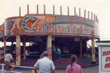Brighton Marina Amusement Park, 1983.