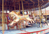 Hayling Island Amusement Park, 1983.