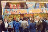 Nottingham Goose Fair, 1983.