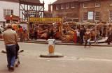 Stamford Mid Lent Fair, 1984.