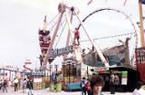 Porthcawl Amusement Park, 1984.