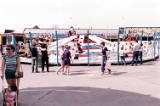 Porthcawl Amusement Park, 1984.