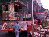 Oxford St Giles Fair, 1984.