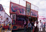 Bridgwater Fair, 1984.