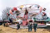 Bromsgrove Fair, 1985.