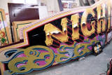 fairground art, 1985.