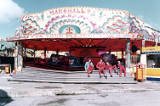 Barry Island Amusement Park, 1985.
