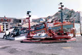 Barry Island Amusement Park, 1985.