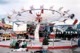 Porthcawl Amusement Park, 1985.