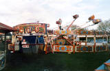 Petersfield Easter Fair, 1985.