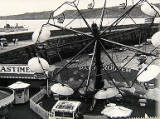 Scarborough Harbour Amusement Park, 1962.