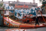 Oxford St Giles Fair, 1985.