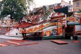 Oxford St Giles Fair, 1985.