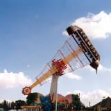 Hull Fair, 1985.