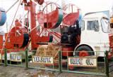 Market Drayton Fair, 1986.