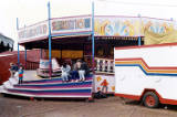 Burslem Fair, 1986.