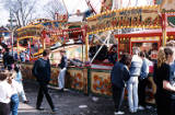 Chester May Fair, 1986.