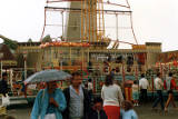 Barry Island Amusement Park, 1986.