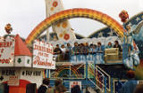 Porthcawl Amusement Park, 1986.