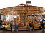Porthcawl Amusement Park, 1986.