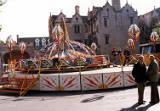 Oxford St Giles Fair, 1986.